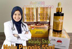 Melia Propolis 55ml Terbaru Original