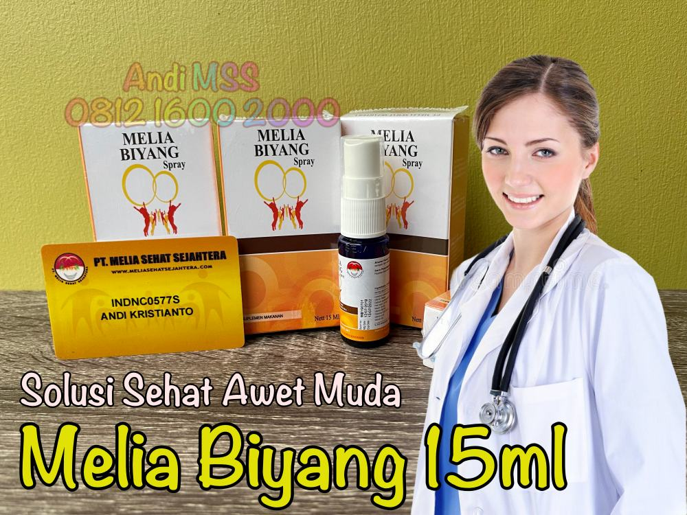 Melia Biyang 15ml